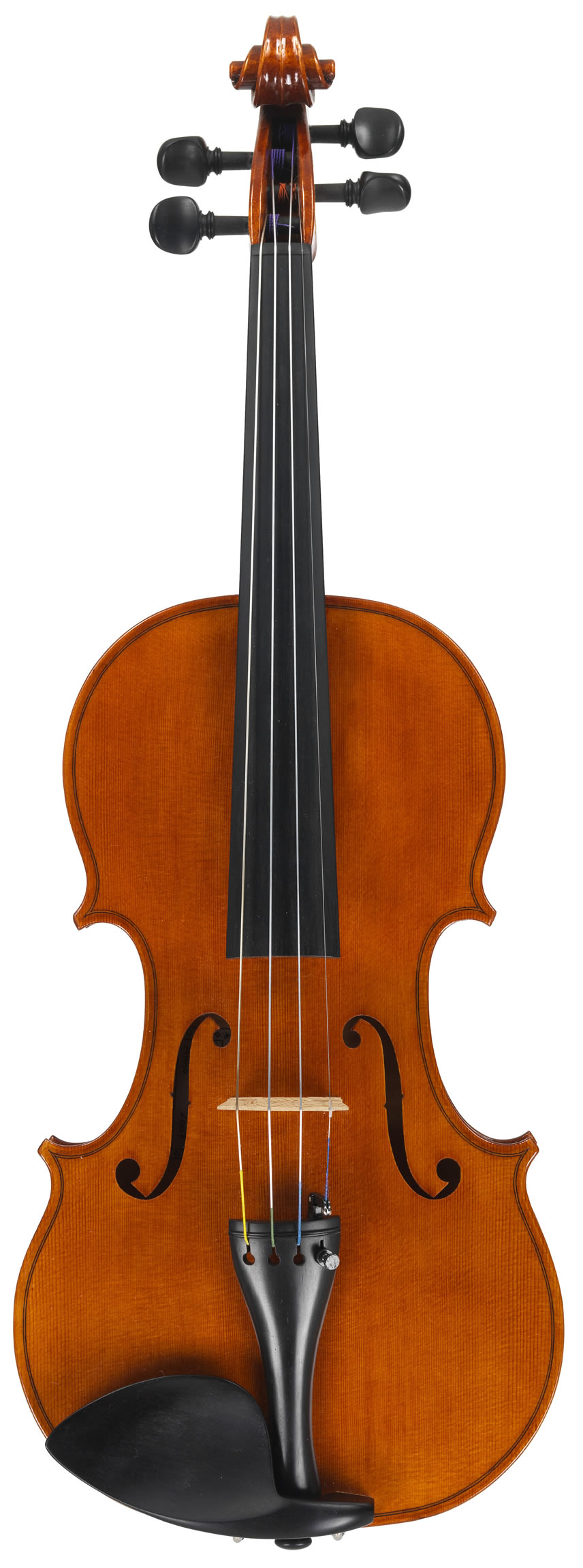 Hans Pluhar's Hogan Violin--click the picture to go to his Instruments Page