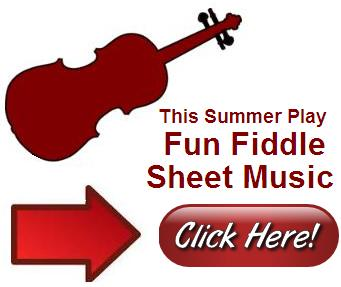 Fiddle Sheet Music is Fun!