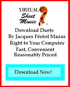 Download Sheet Music by Mazas