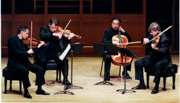 Emerson String Quartet  -- Click to see their music at Amazon
