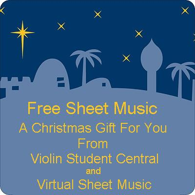 Free Christmas Sheet Music for Download