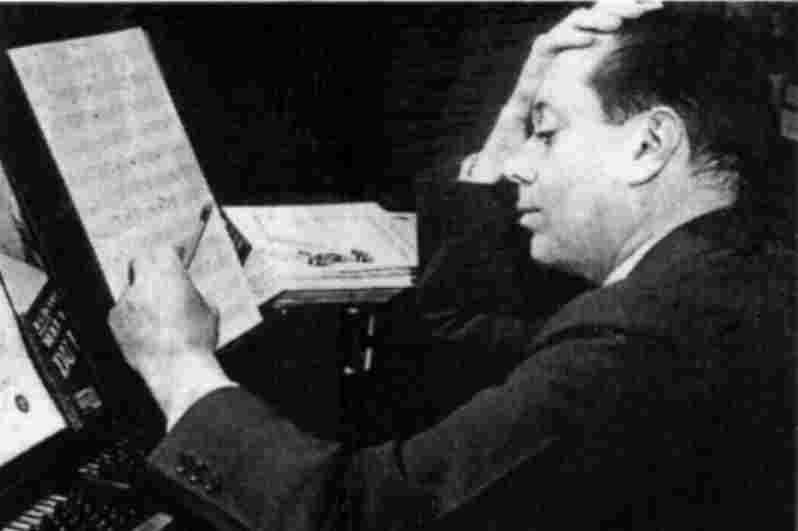Click the Picture to See Cole Porter Sheet Music