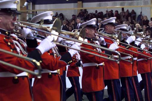 Go to the U.S. Marine Band Web Site