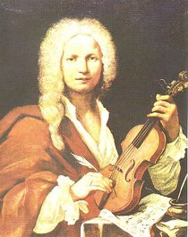Antonio Vivaldi   Click Picture to See His Music