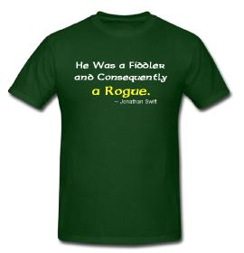 Rogue Fiddler Shirt